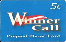 Austria Prepaid: Winner Call - Oesterreich