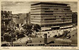 BERLIN, Columbushaus Am Potsdamer Platz, Architekt Erich Mendelsohn (1930-32) AK - Germany