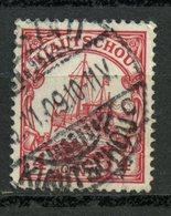 Kiauchau 1905 Kaisers Yacht Issue #25 - Colony: Kiauchau