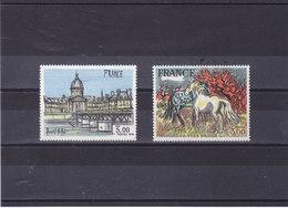FRANCE 1978 PEINTURES Yvert 1994 + 2026 NEUF** MNH Cote : 3,60 Euros - France