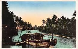 P-T2-18-5836 : COCHINCHINE. MY-THO. ARROYO. - Viêt-Nam