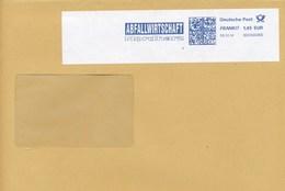 BRD Wernigerode Frankit Telefrank 1,45 EUR 2014 Abfallwirtschaft Nordharz - Umweltschutz Und Klima