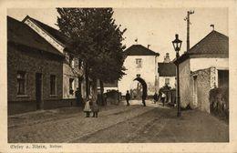 ORSOY Am Rhein, Kuhtor (1919) AK - Sonstige