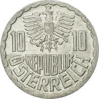 Monnaie, Autriche, 10 Groschen, 1982, Vienna, TTB, Aluminium, KM:2878 - Autriche