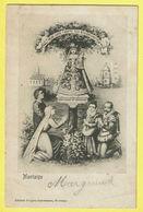 * Scherpenheuvel Zichem - Montaigu (Vlaams Brabant) * (Edition Roggen Laeremans) OLV, ND, Ange, Angel, Fantaisie, Rare - Scherpenheuvel-Zichem