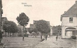 KEMPEN Am Niederrhein, Marktplatz (1908) AK - Other