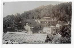 Post Card Size Photograph Of Unidentified Buildings - Photographer Bakhshi & Sons Rawal Pindi - Pakistan