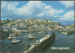 Mevagissey, Cornwall, C.1990 - John Hinde Postcard - England