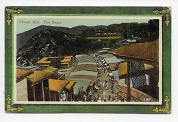 Cherat Hill. The Bazar - Nestor Gianaclis 1951 - Pakistan