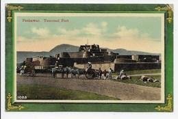 Peshawar. Tumrood  Fort - Nestor Gianaclis 1003 - Pakistan
