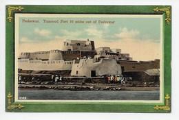 Peshawar. Tumrood  Fort 10 Miles Out Of Peshawar - Nestor Gianaclis 1005 - Pakistan