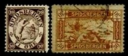 NORWAY, Locals, */o M/U, F/VF - Local Post Stamps