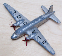 Avion-aircaft-12-viking-dinky GB - Airplanes & Helicopters