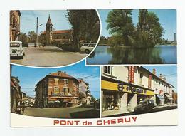 38 Isère - Pont De Cheruy Multi Vues Etbs Germain Thomson ... - Pont-de-Chéruy