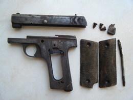 Epave De Pistolet Pour Pièces - Armes Neutralisées