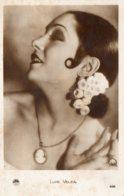 [DC7549] CPA - LUPE VELEZ - FOTOGRAFICA - Viaggiata 1931 - Old Postcard - Attori