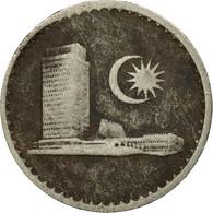 Monnaie, Malaysie, 5 Sen, 1967, Franklin Mint, TTB, Copper-nickel, KM:2 - Malaysie