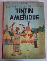 TINTIN EN AMÉRIQUE B1 ©1947 - Tintin