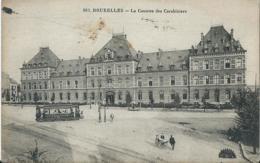 Brussel - Bruxelles - La Caserne Des Carabiniers - 183 - Henri Georges Edit. - 1922 - Monuments, édifices