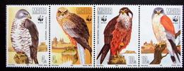 MALTA  1991  WWF  MiNr.864-67   MNH (**) ( Lot  F 178 ) - Malta