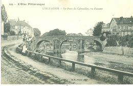 (95) L'ISLE-ADAM : Le Pont Du Cabouillet, Vu D'amont - L'Isle Adam