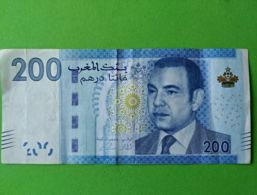 200 Dirhsms 2013 - Marocco