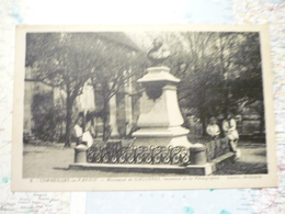 Monument De Daguerre Inventeur De La Photographie - Cormeilles En Parisis