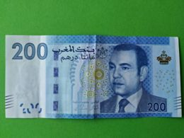 200 Dirhsms 2013 - Maroc