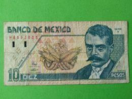 10 Pesos 1994 - Mexico