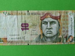 10 Nuevos Soles 2009 - Perù