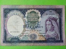 1000 Escudos 1961 - Portogallo