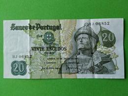 20 Escudos 1971 - Portugal