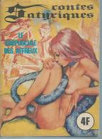 CONTES SATIRIQUES  N° 23   - ELVIFRANCE - Petit Format