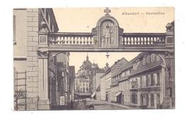 NIEDERSCHLESIEN - ALBENDORF / WAMBIERZYCE, Strassenpartie, DROGEN Handlung - Schlesien