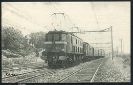 Région Du Sud-Ouest Ex P.O. - Train Sud-Express Avec 2D2 E 529 - Edit. H. M. P. N° 19 - Voir 2 Scans - Treni