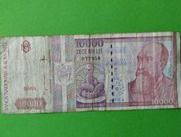 10000 Lei 1994 - Rumania