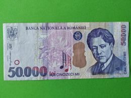 50000 Lei 2000 - Romania