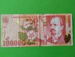 100000 Lei 1998 - Romania