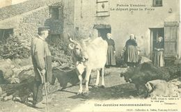 Patois Vendéen : Le Départ Pour La Foire - Une Dernière Recommandation (animée) - Foires