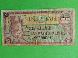 5 Cents - Certificati Di Pagamenti Militari (1946-1973)