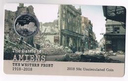 Australia 50 Cents ( Amiens) - 2018 - Australia