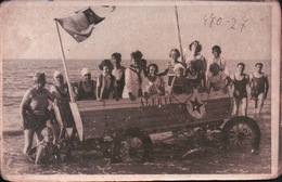 CPA  CARTE PHOTO Mode Maillot De Bains 1930 - Mode