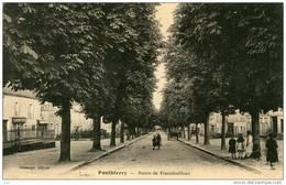 77-PONTHIERRY-(Route De Fontainebleau) - Francia