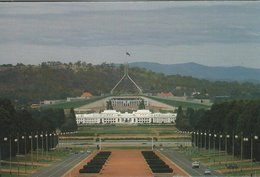 Australia - Canberra - The Parliament House.  B-3209 - Canberra (ACT)