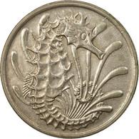 Monnaie, Singapour, 10 Cents, 1976, Singapore Mint, TTB, Copper-nickel, KM:3 - Singapour