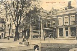 Sneek, Schapenplein - Sneek