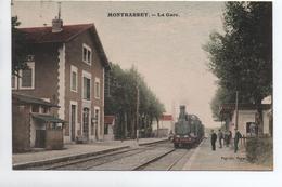 MONTBARREY (39) - LA GARE - Other Municipalities