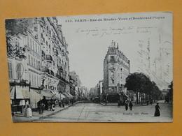PARIS 12ème -- Rue Du Rendez-Vous & Boulevard Picpus - Hôtel De L'Yonne - ANIMATION - Arrondissement: 12