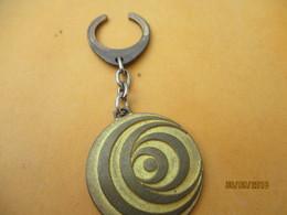 Porte-clé Publicitaire/Banque / Société Générale / /Bronze Doré /Decat//Vers 1960-1970  POC372 - Key-rings