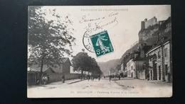 25 - BESANCON - FAUBOURG RIVOTTE - Besancon